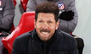 Diego Simeone Atletico de Madrid