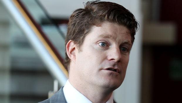 Dominic McKay Celtic FC Chief