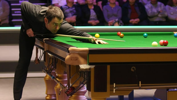 Ronnie O'Sullivan Cruise Into The Last-4 of the Players' Championship