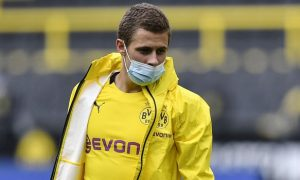 Thorgan Hаzаrd Borussia Dortmund