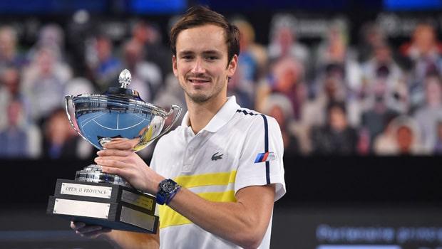 Daniil Medvedev Tennis ATP
