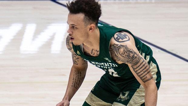 Deshaun Highler Sacramento State Hornets basketball
