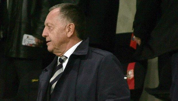 Jean-Michel Aulas Lyon president