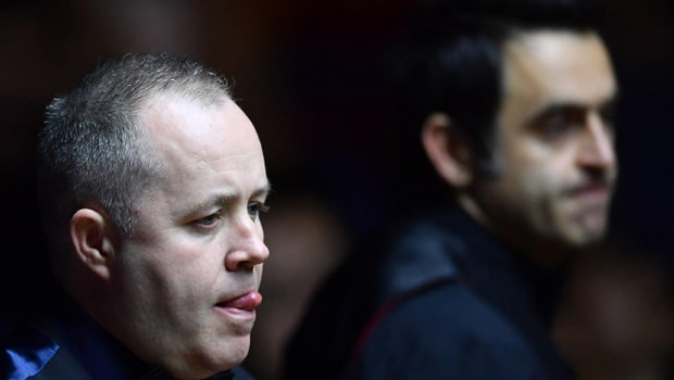 John Higgins and Ronnie O'Sullivan Opt Out of the Gibraltar Open