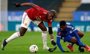 Kelechi Iheanacho Leicester City FA Cup