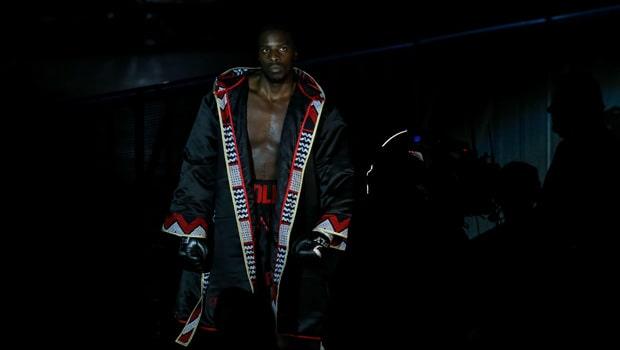 Lawrence Okolie Boxing