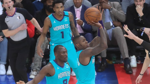 Terry Rozier Charlotte Hornets