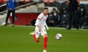Youssef En Nesyri Sevilla La Liga