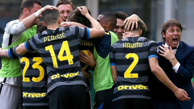 Antonio Conte Inter Milan Serie A
