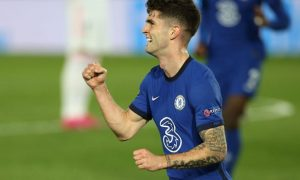 Christian Pulisic Chelsea Champions League