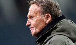 Hans-Joachim Watzke Borussia Dortmund