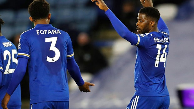 Kelechi Iheanacho Leicester City EPL