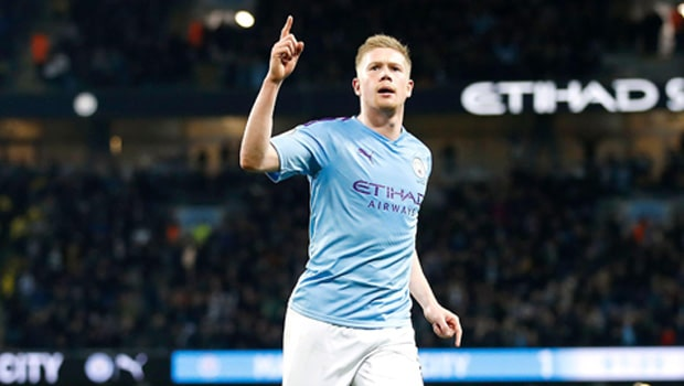 Manchester City, Kevin De Bruyne Agree on Two-Year Extension