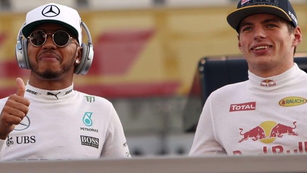 Hamilton Excited For Rivalry With Verstappen This Season