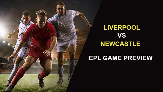 Liverpool vs. Newcastle United
