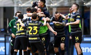 Matteo Darmian Inter Milan Serie A