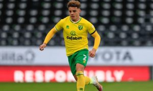 Max Aarons Norwich City Championship