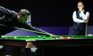 Shaun Murphy and Mark Selby Snooker