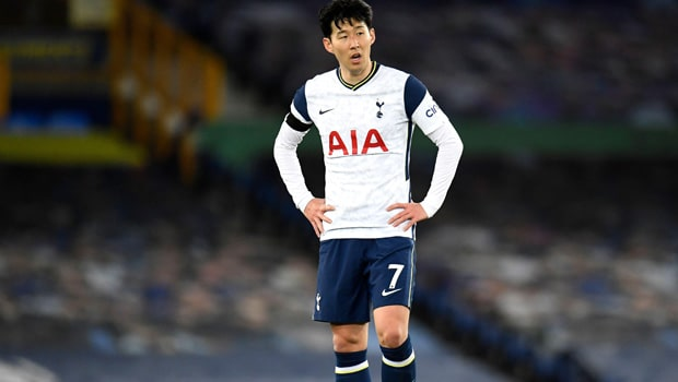 Tottenham's Son Heung-Min Received Plenty of Online Abuse Following Sunday's 3-1 Loss to Manchester United