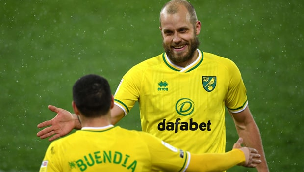 Teemu Pukki's Hat Trick Leads Norwich City to 7-0 Rout vs Huddersfield