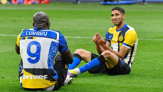 Achraf Hakimi inter milan Serie A