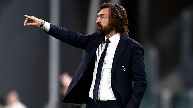 Andrea Pirlo Juventus Champions League