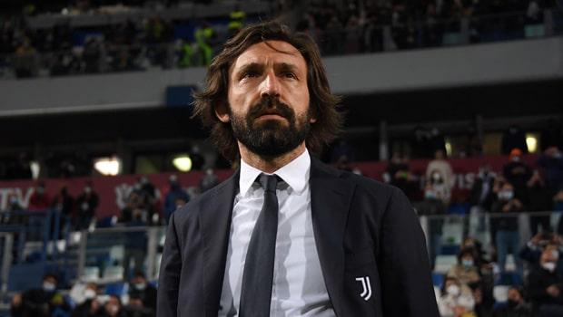 Andrea Pirlo Juventus coach Serie A