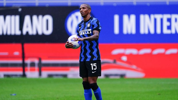 Ashley Young makes history with Inter Milan