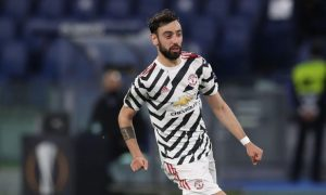 Bruno Fernandes Man United EPL