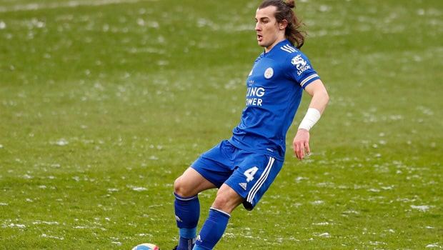 Caglar Soyuncu Leicester City EPL