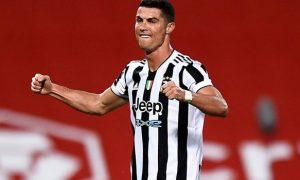 Cristiano Ronaldo Juventus Serie A
