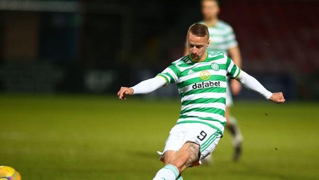 Leigh Griffiths Celtic Scottish Premiership