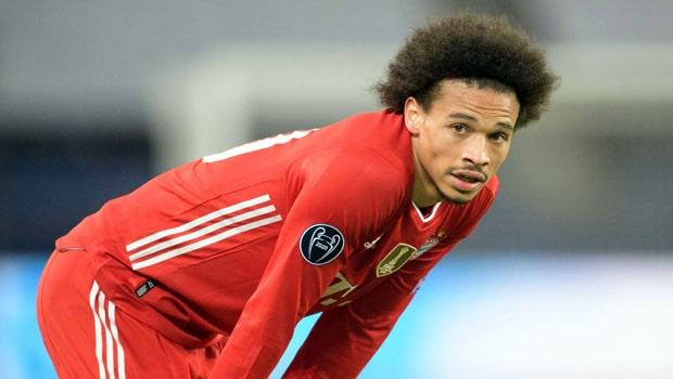 Leroy Sane Euro 2020-2021