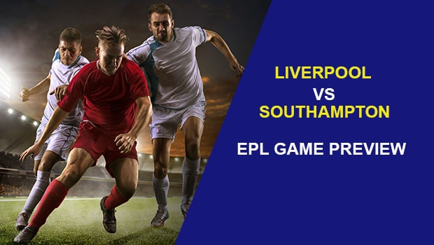 Liverpool vs Southampton-min