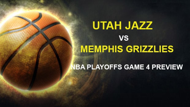 Utah Jazz vs. Memphis Grizzlies
