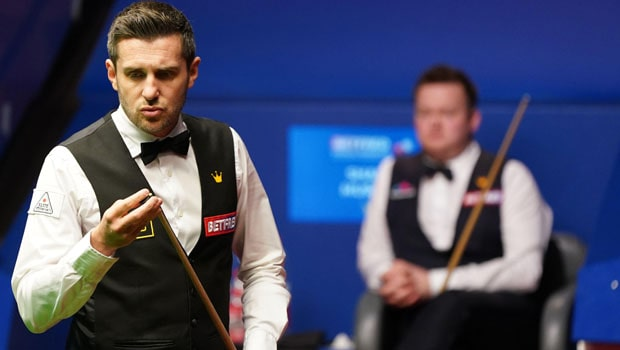 Mark Selby is 2021 World Championship Winner