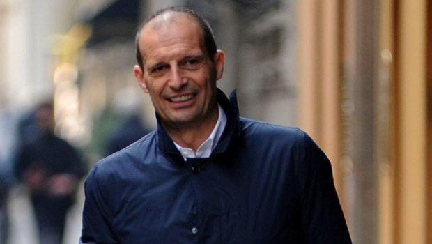Massimiliano Allegri Juventus Serie A