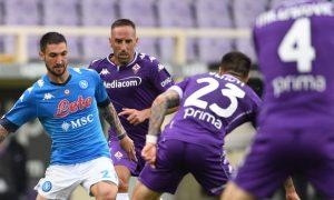 Matteo Politano Napoli Champions League