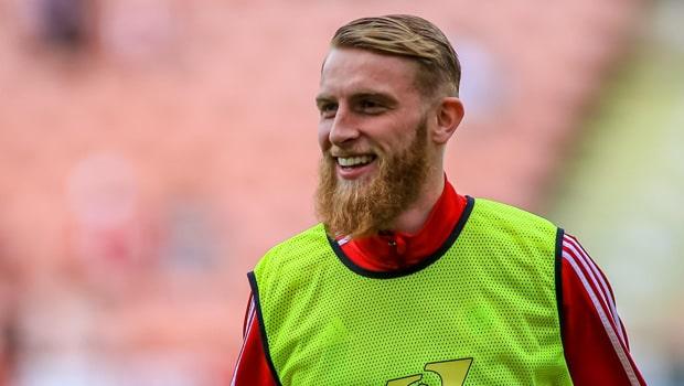 Oli McBurnie Scotland Euro 2020-21