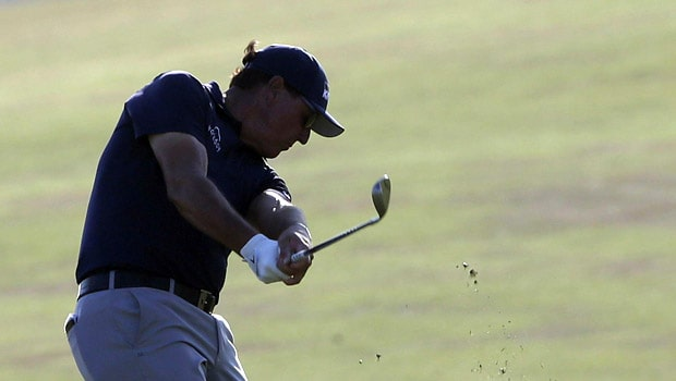 Phil Mickelson Golf