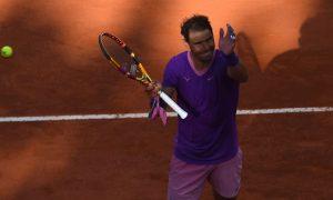 Rafael Nadal Italian Open Tennis