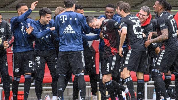 Robert Lеwаndоwѕkі Bayern Munісh Bundesliga