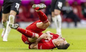 Robert Lewandowski Bayern Munich Bundesliga