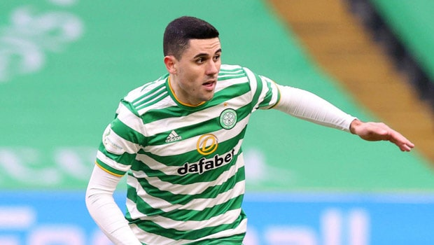 Tоm Rоgіс Celtic Scottish Premiership