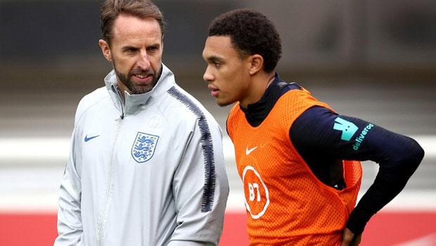 Trent Alexander Arnold England Euro 2020-21