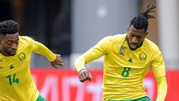 Andre-Frank Zambo Anguissa Cameroon AFCON