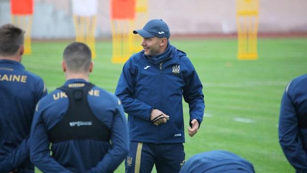 Andriy Shevchenko Ukraine Euro 2020
