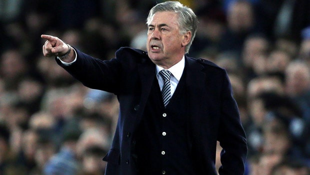 Carlo Ancelotti Real Madrid new manager