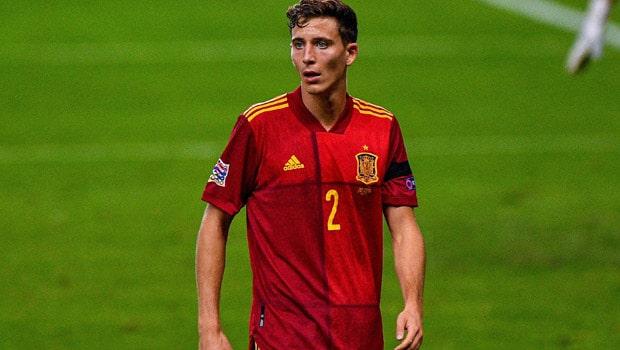 Diego Llorente Spain Euro 2020