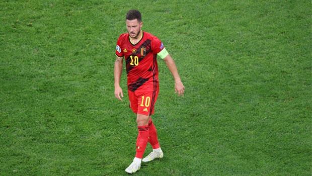 Edеn Hаzаrd Belgium Euro 2020